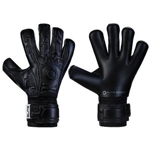 Elite Sport Black Solo keepershandschoenen